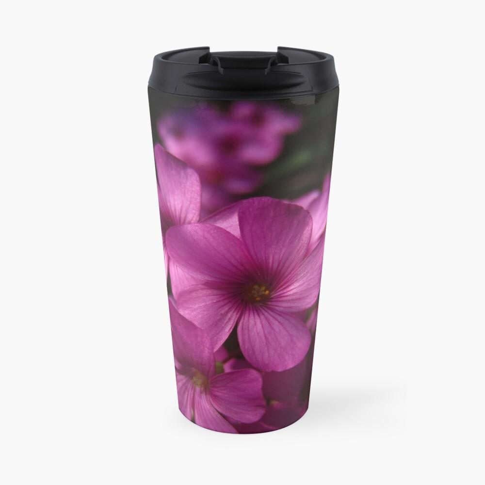 Pink-Sorrel Travel Mug