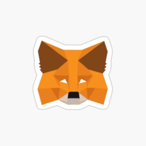metamask Sticker