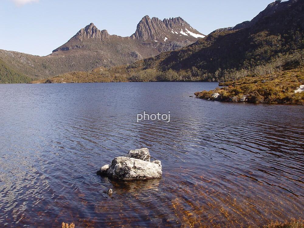 australia - tas, Cradle Mt by photoj