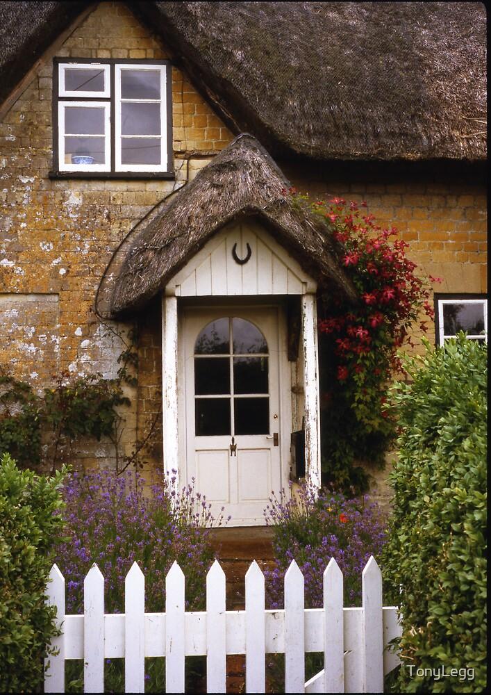 Cottage  by TonyLegg