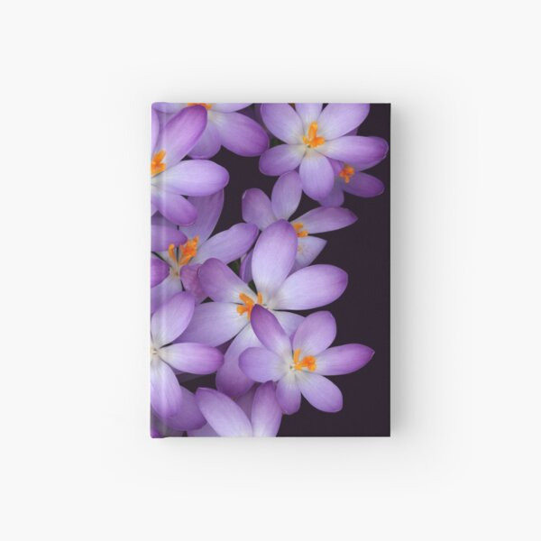 Crocus Hardcover Journal