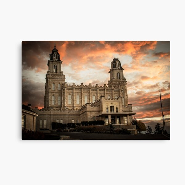 Lds Canvas Prints Redbubble
