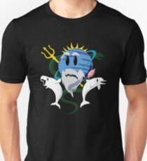 Planet Neptune, God of the Sea Unisex T-Shirt