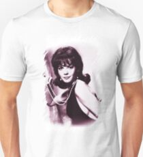 Natalie Wood vintage color Unisex T-Shirt