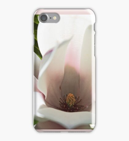 Magnificent Magnolia iPhone Case/Skin