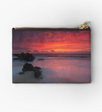 Trigg Beach Sunset Studio Pouch
