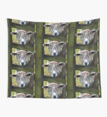 A Very Endearing Ewe.......... Wall Tapestry