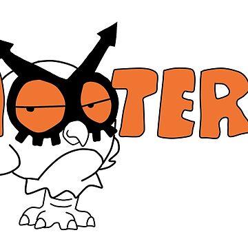 Hoot-Hooters by LeeLeeMoreau