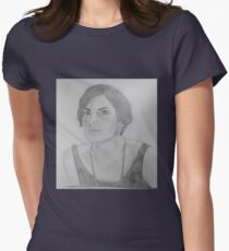 Mary Crawley - Downton Abbey Womens Fitted T-Shirt