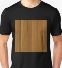 Glitch Homes Wallpaper yellow boghouse swatch T-Shirt