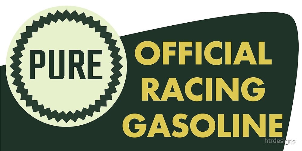 Pure Official Racing Gasoline by htrdesigns