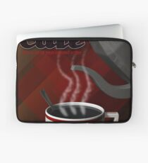 Cafe Laptop Sleeve