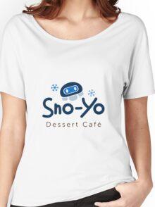 Mei's Sno-Yo Dessert Cafe Women's Relaxed Fit T-Shirt