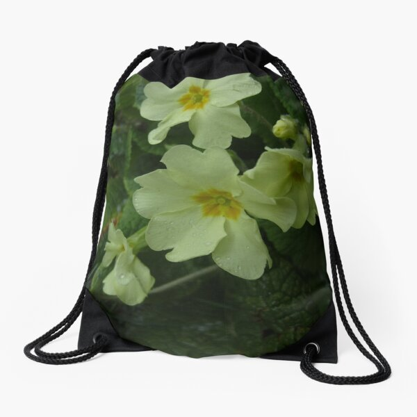 Primrose Drawstring Bag