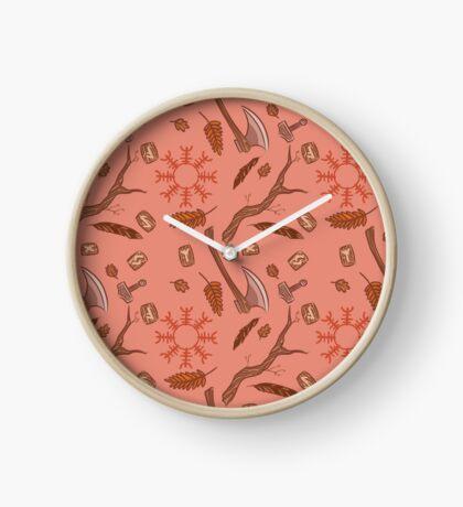 Helm of Awe Clock