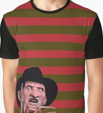 Are we dreaming yet? Freddy Krueger Nightmare on Elm Street Graphic T-Shirt