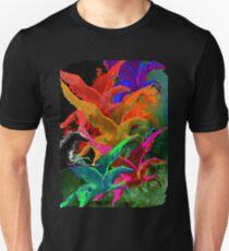Pferde Slim Fit T-Shirt
