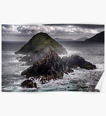 Dingle Peninsula Poster