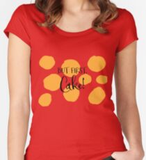 Kuchen Women's Fitted Scoop T-Shirt