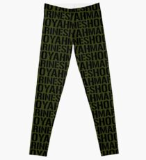 United States Marine Corps, Hooyah Marines Leggings