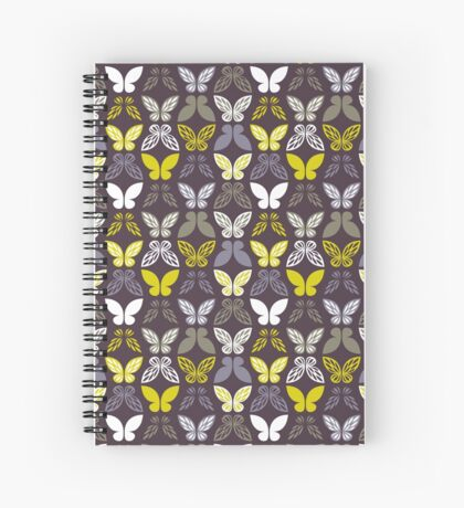 Fairy wings Spiral Notebook