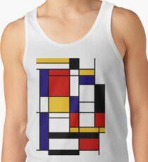 Mondrian Tank Top