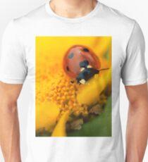 Ladybird, Macro, Still Life, Fine Art, Print, Ladybug, Nature T-Shirt