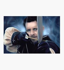 Once Upon A Time Robin Hood  Photographic Print