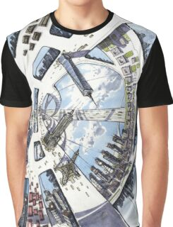 World - surrealism Graphic T-Shirt