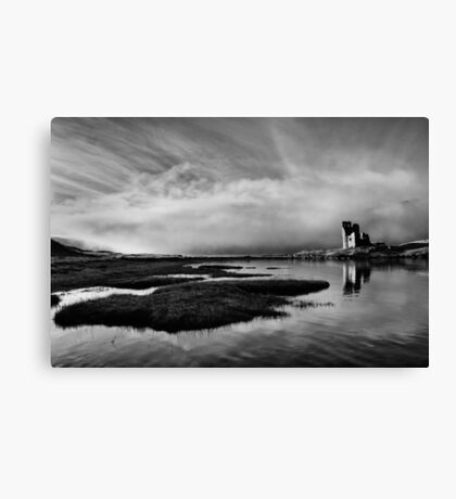 Ardvreck Out Of The Mist Canvas Print