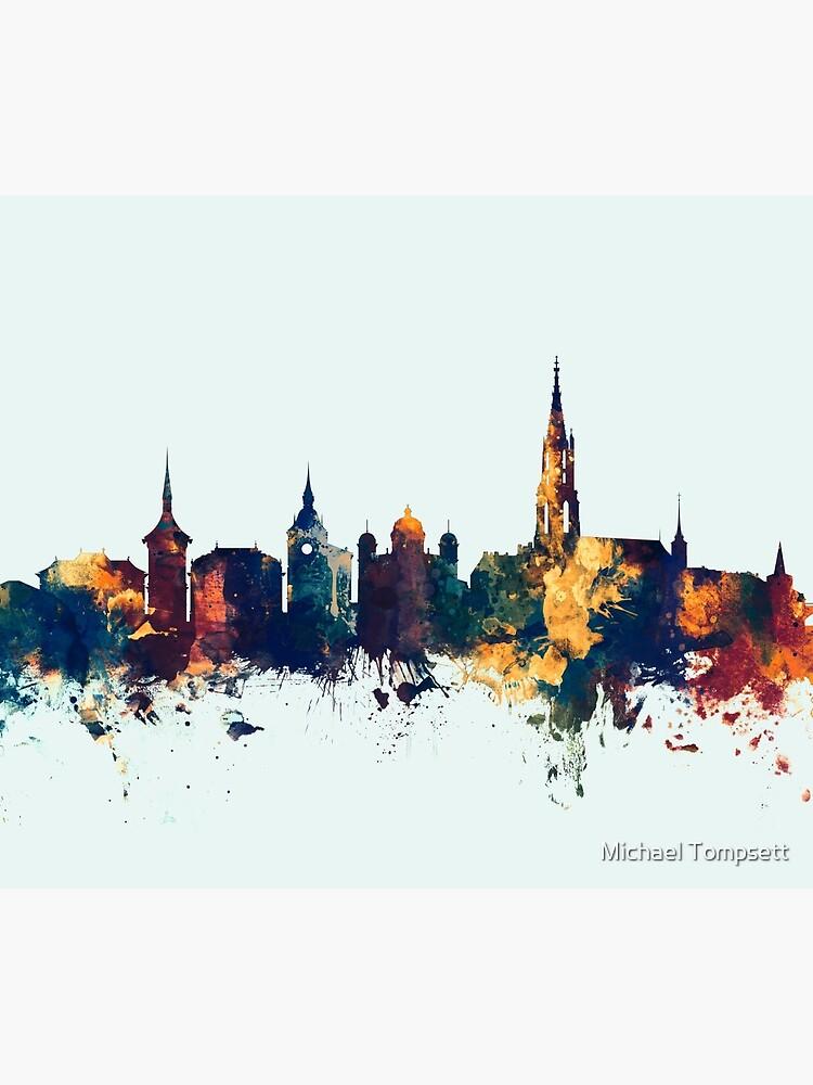 Bern Schweiz Skyline von ArtPrints