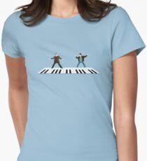 Camiseta entallada para mujer Grande - Nacido en los 80