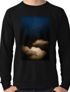 Clouds in a scratched darkness Lightweight Sweatshirt