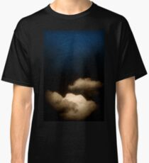 Clouds in a scratched darkness Classic T-Shirt