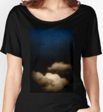 Clouds in a scratched darkness Women's Relaxed Fit T-Shirt