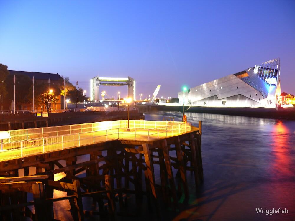The Deep Hull by Wrigglefish