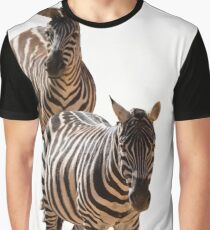 couple of zebra Graphic T-Shirt