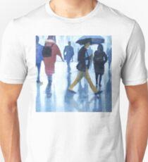 Umbrella Man Unisex T-Shirt