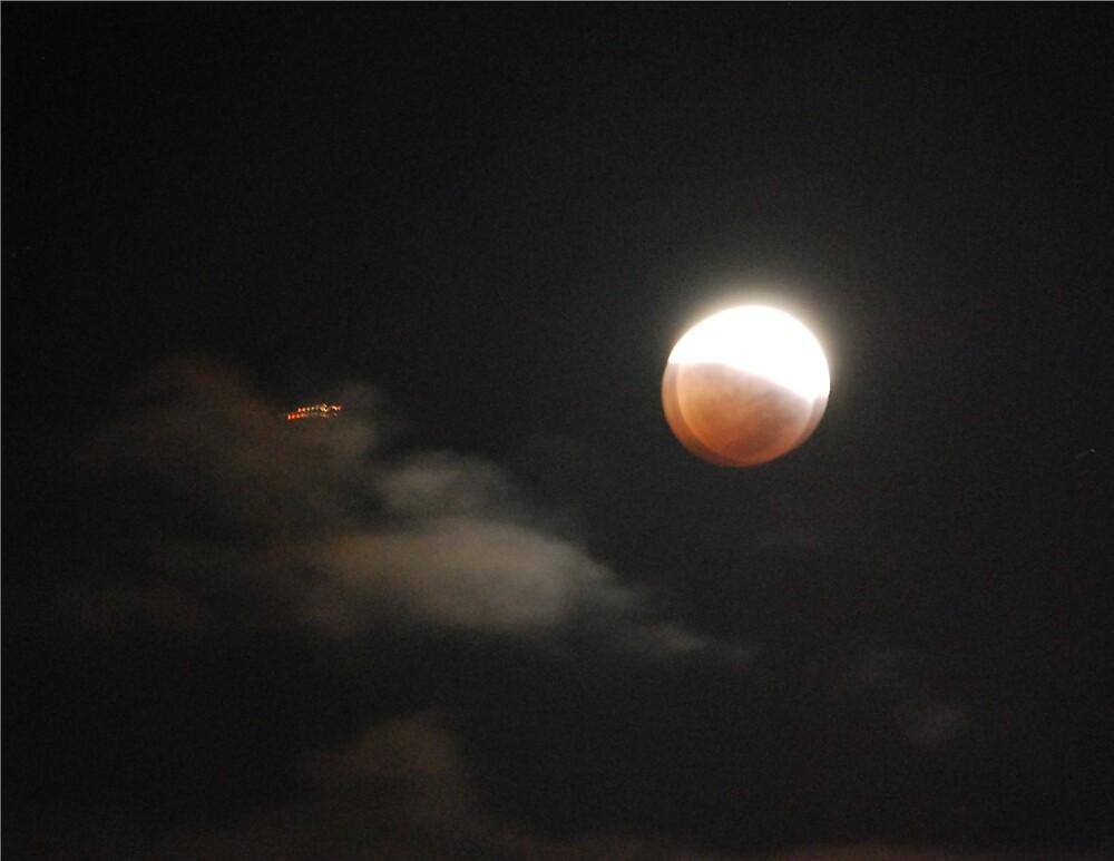 Lunar Eclipse by Princessbren2006
