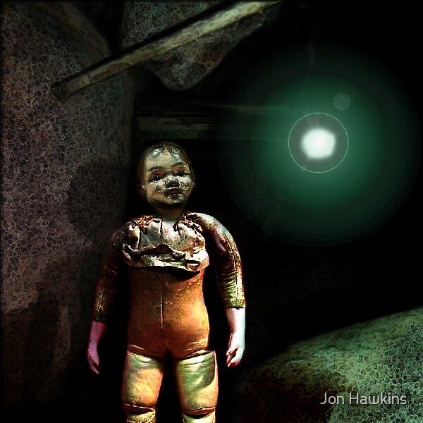 Pinocchios' Blunder by Jon Hawkins
