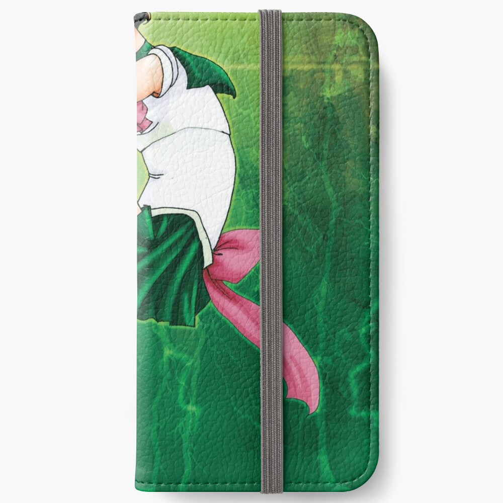 Sailor Senshi of Thunder & Lightning iPhone Wallet