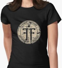fringe Womens Fitted T-Shirt