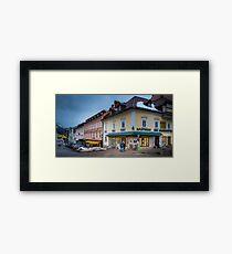 Mariazell, Austria Framed Print