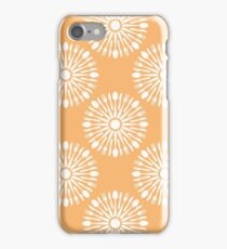 Kitchen cutlery circles iPhone Case/Skin