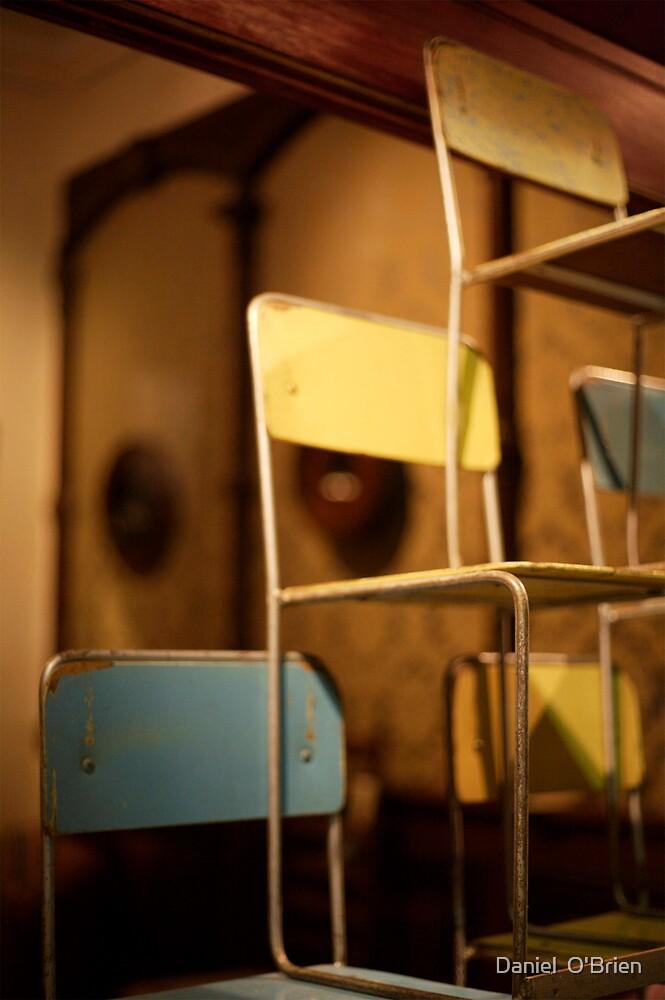 Chairs by Daniel  O'Brien