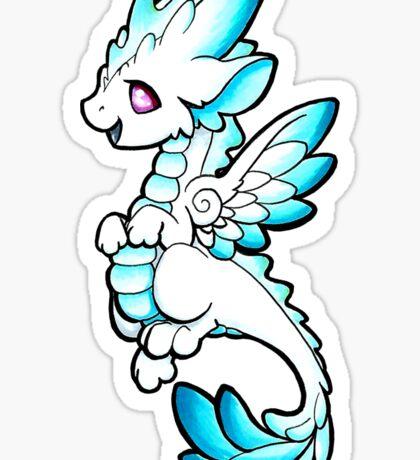 Air Dragon Sticker