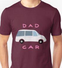 Dad Car Slim Fit T-Shirt
