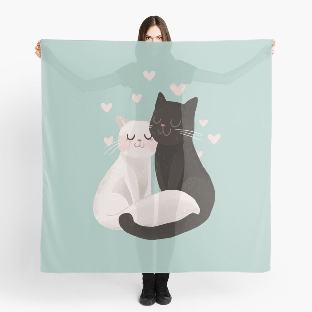 Catlove Scarf