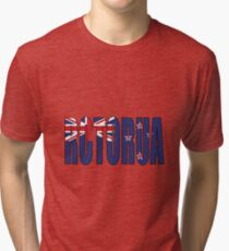 Rotorua Tri-blend T-Shirt