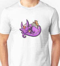 Dragon with Rats Unisex T-Shirt